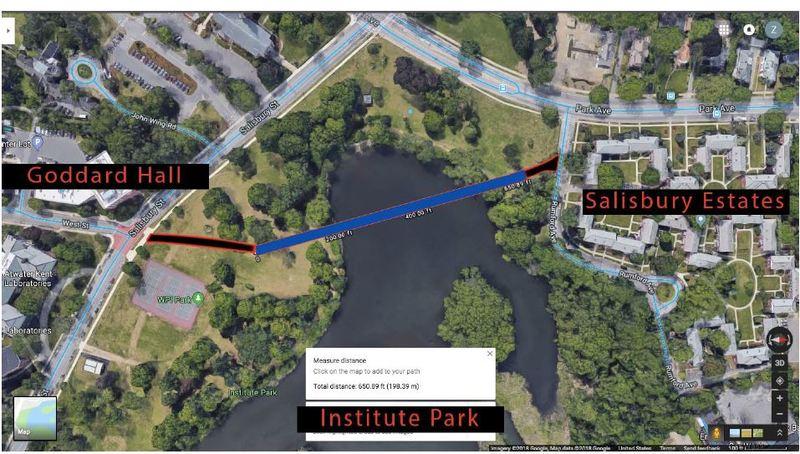 IP - Salisbury Pond - Bridge Design